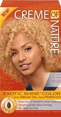 CREME OF NATURE  #`10.1 GINGER BLONDE