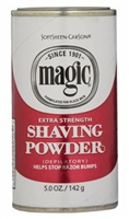 Magic Shave Powder-Red 5 oz