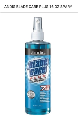 Blade Wash For use with clippers and trimmers.