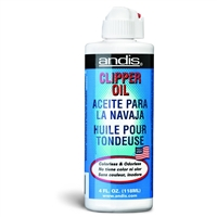 4 oz. Andis® Clipper Oil