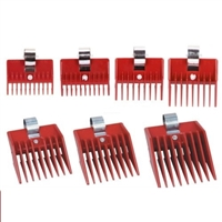 Speed-O-Guide SPG0117 Clipper Comb, Red 